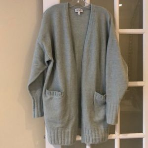 Other Stories long wool cardigan